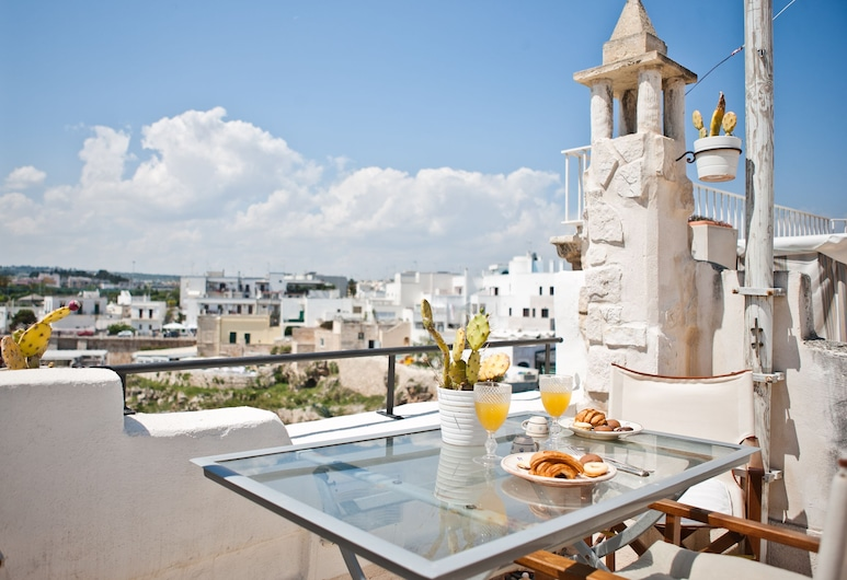 Levante Rooms, Polignano a Mare, Terrass