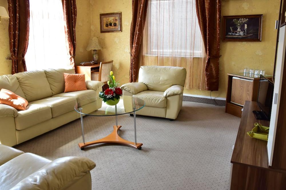Suite Exclusive, Letti multipli - Area soggiorno
