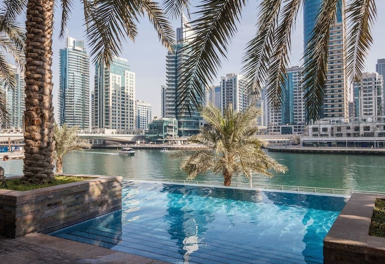 HiGuests Vacation Homes - Park Island, Dubajus, Išorė