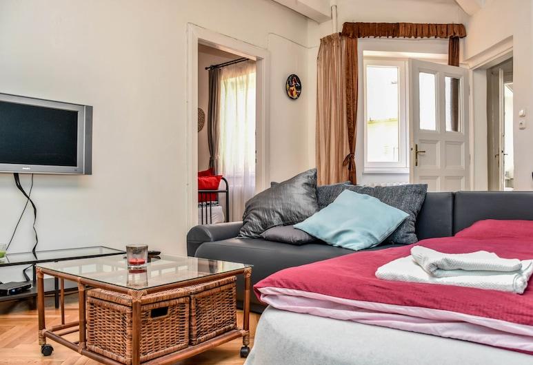 Diamond Astoria 4, Quiet Apartment, Budapešť, Apartmán, 2 spálne, Izba