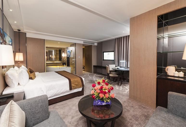 Phoenix Valley Holiday Hotel, Zhuhai , Izba typu Executive, Hosťovská izba