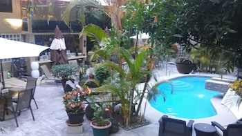 Фото Coyaba Tropical B&B - Adults Only в в Кепосе