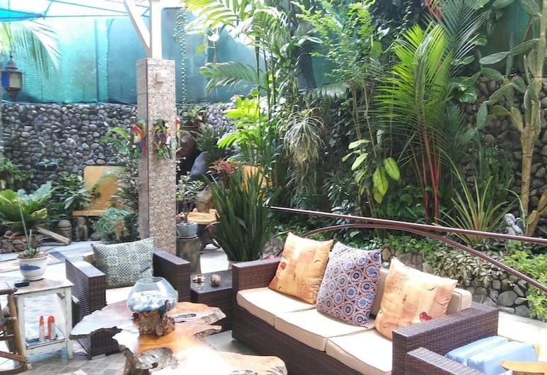 Coyaba Tropical Elegant Adult Guesthouse, Manuel Antonio, Terrace/Patio