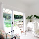 Cottage Deluxe, 2 chambres, 2 salles de bains, vue jardin - Salle de séjour