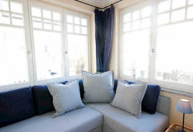 Villa Laetitia (21RB1), Binz, Apartemen, 1 kamar tidur, Area Keluarga