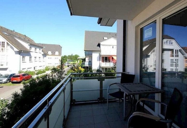 Ruegenfelsen, Ostseebad Baabe, Apartment, 1 Bedroom, Balcony (53RB11), Balcony