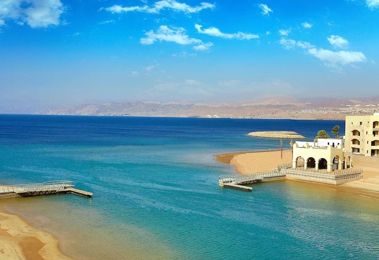 Al Manara, a Luxury Collection Hotel, Saraya Aqaba, Aqaba, Superior Suite, 1 Bedroom, Private Balcony, Sea View, Exterior