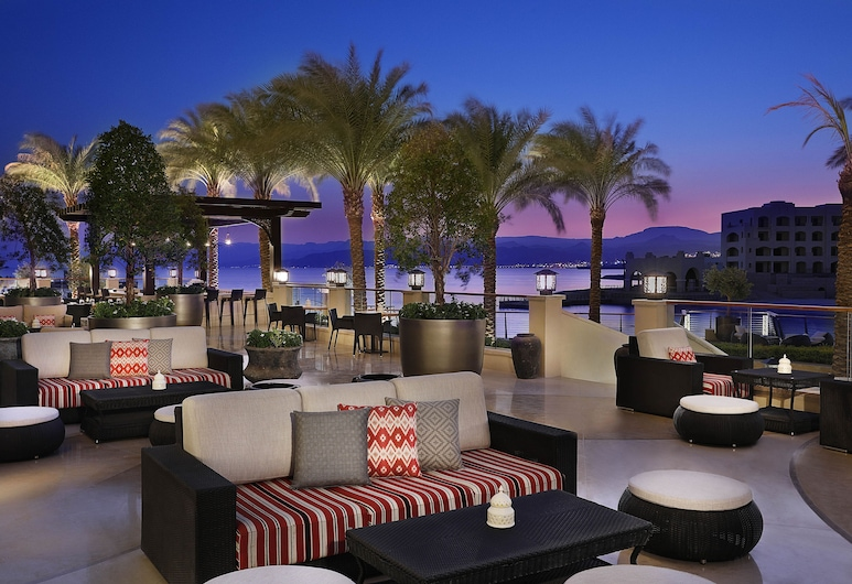 Al Manara, a Luxury Collection Hotel, Saraya Aqaba, Aqaba, Bar de l'hôtel