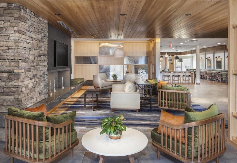 Fairfield Inn & Suites by Marriott Lebanon, לבנון, לובי
