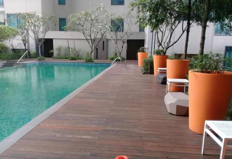 City Residences Studio Apt at Mercu, Kuala Lumpur, Välibassein
