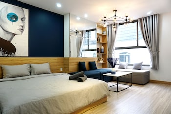 Picture of Five Star Studio Apartment Near Airport in Ho Chi Minh City