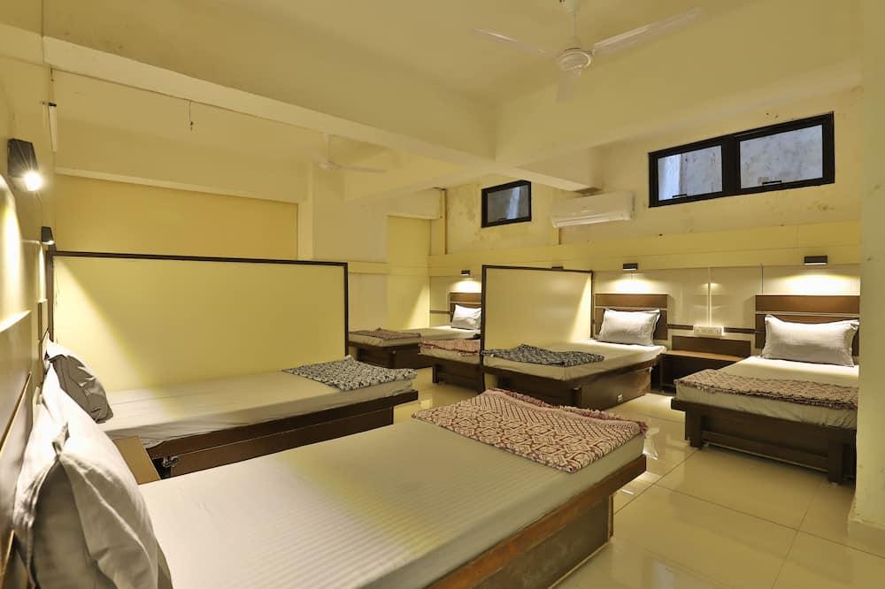 Pokój Deluxe, Wiele łóżek, widok na miasto - Zdjęcie opisywane
