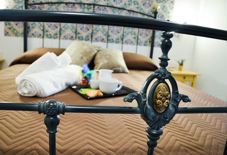 B&B Ponticello, Palermo, Doppia Comfort, 1 camera da letto, bagno in camera (Ballaro'), Vista dalla camera