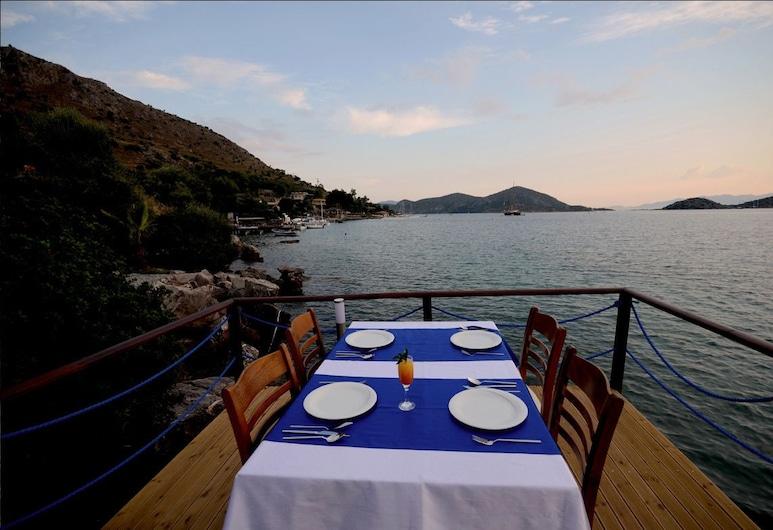 Sehzade Hotel & Restaurant, Marmaris, Açık Havada Yemek