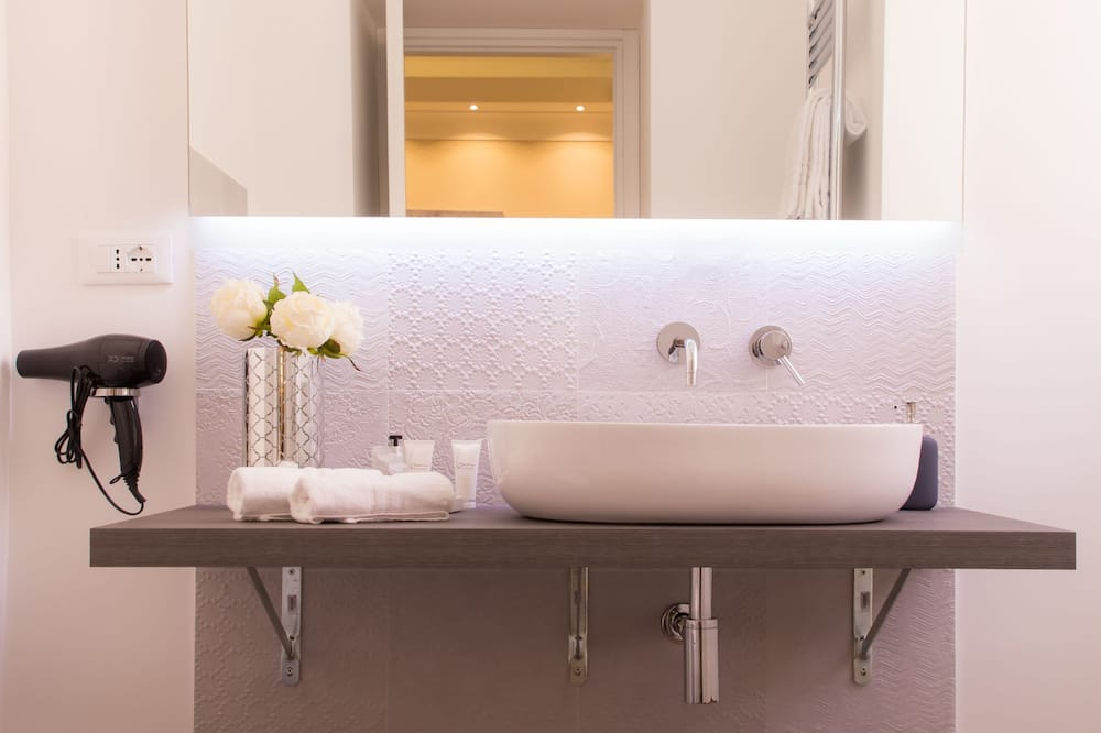 Pokoj Superior s dvojlůžkem (King) - Koupelna