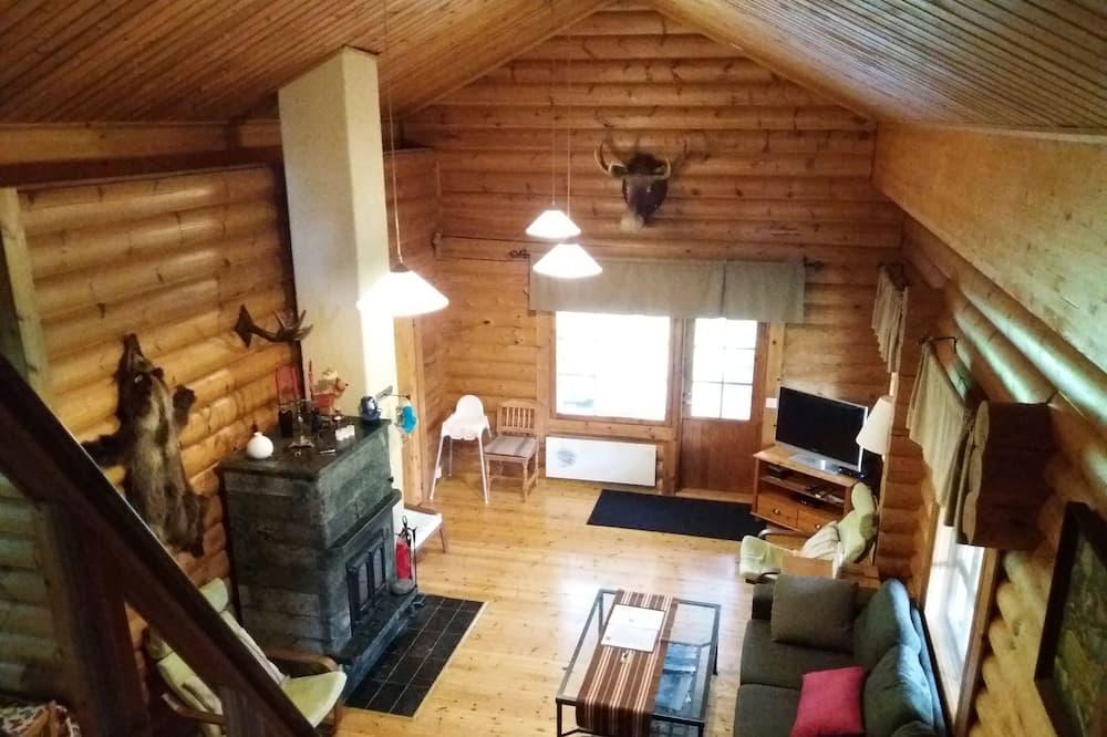 平房, 3 間臥室, 三溫暖, 臨近滑雪場 (Sleeping Loft ) - 客廳