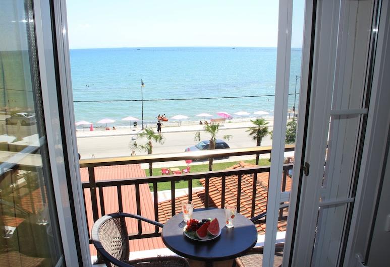 ستار بيتش ريزورت, بيدنا كوليندروس, شقة - بمنظر للبحر, شُرفة