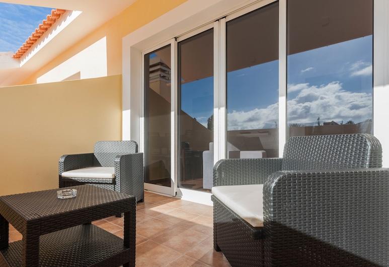藍天飯店, 芳夏爾, 公寓, 1 間臥室, 陽台, 陽台