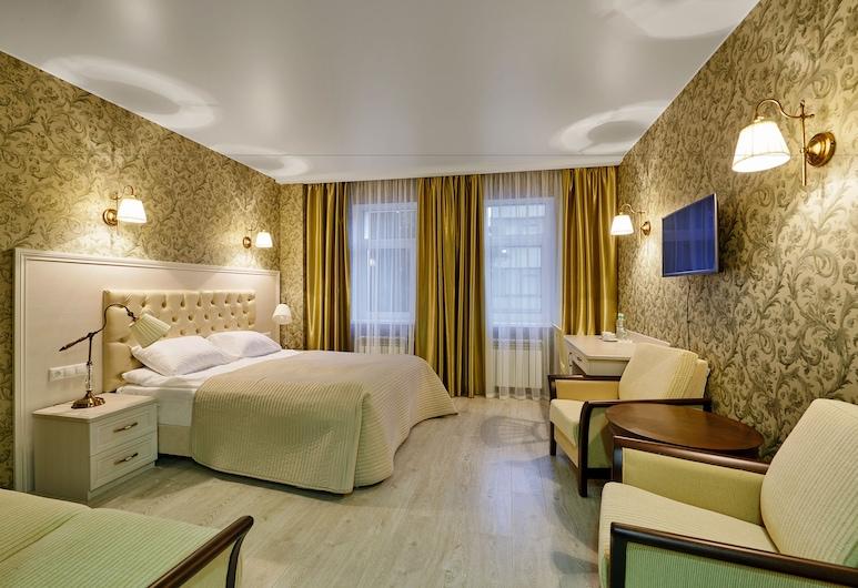蘭帕飯店, 喀山, 舒適三人房, 客房