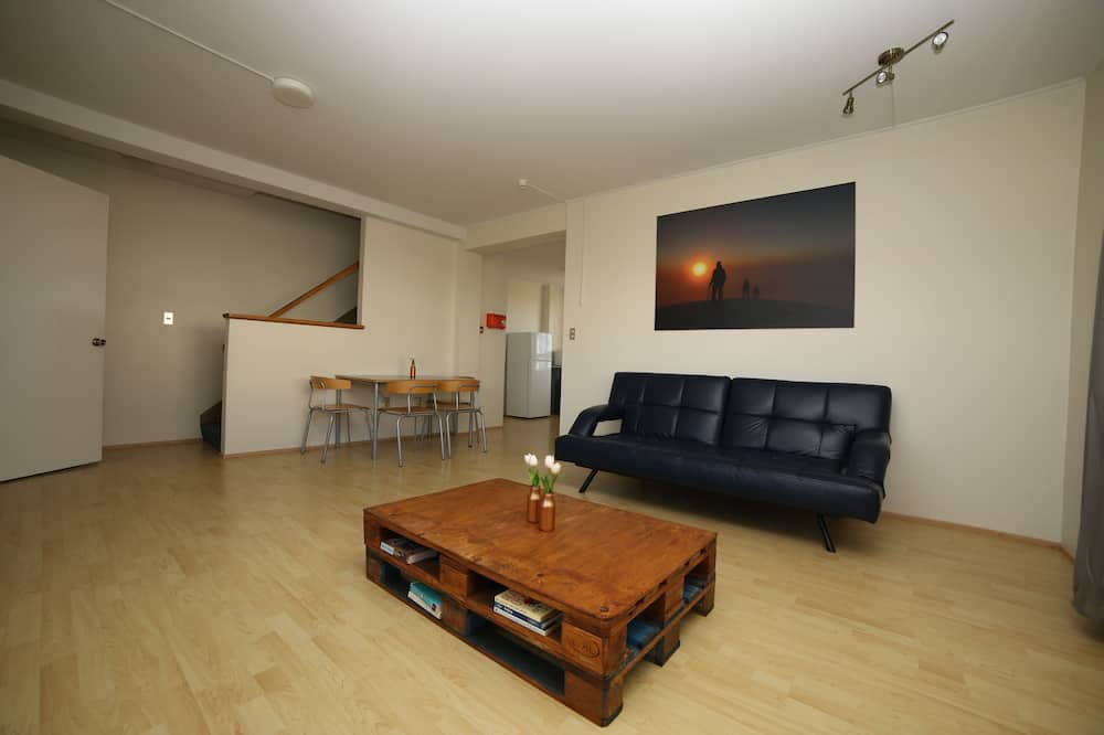 Kamar Single, 1 Tempat Tidur Twin, kamar mandi umum - Area Keluarga