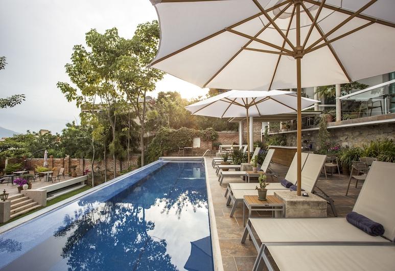 Donaire Hotel Boutique, Ахихік, Бар біля басейну