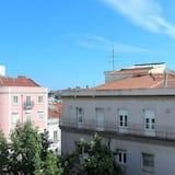 Štandardná dvojlôžková izba, spoločná kúpeľňa (Balcony) - Výhľad na mesto