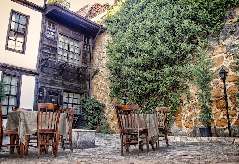Sahmeran Konak Butik Otel, Kastamonu, Courtyard
