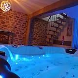Romantische Suite - Privater Whirlpool