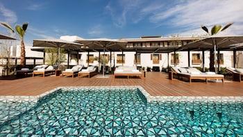 Puebla — zdjęcie hotelu Hotel Cartesiano Puebla