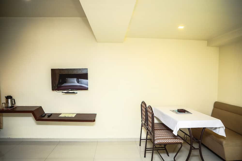 Business-Zimmer, 1 Doppelbett - Zimmer