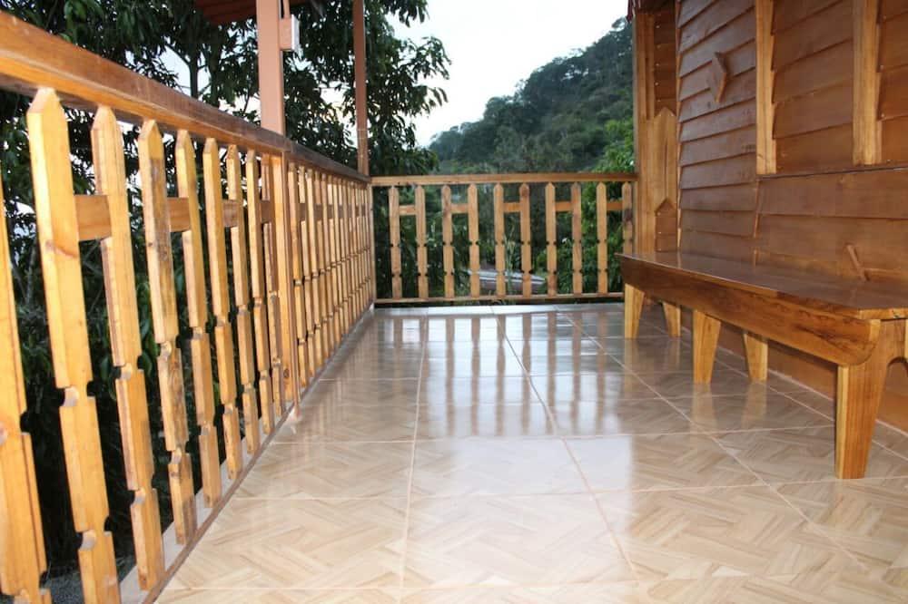 Family Room, Private Bathroom, Mountain View - Balcony