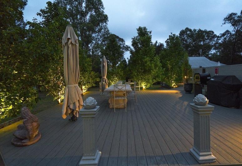 Thistle Hill Guest House, Pokolbin, Terrace/Patio