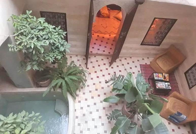Layla's House, Marrakech, Taras/patio