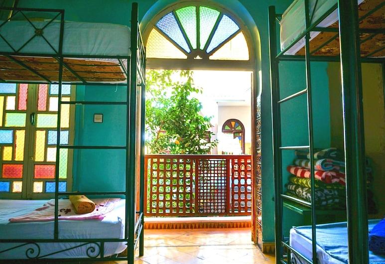 Riad Dia - Hostel, Marrakech, Sovsal - sovsal (män och kvinnor) (12 pax), Gästrum