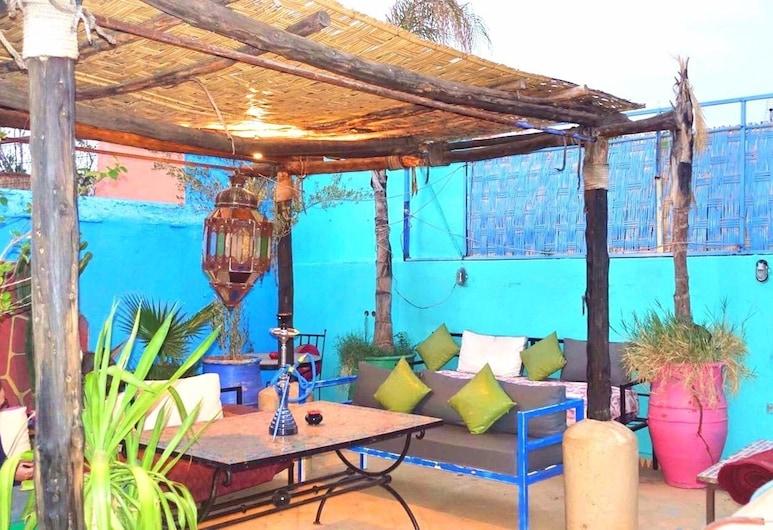 Riad Dia - Hostel, Marrakesch, Terrasse/Patio