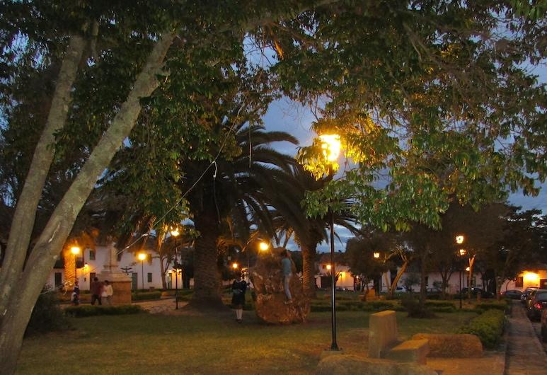 TinVa Hostal - Hostel, Villa de Leyva, Trädgård
