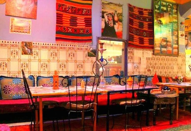 Hostel Waka Waka, Marrakesch, Restaurant