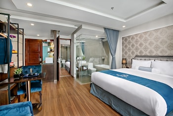 Da Nang — zdjęcie hotelu Halina Hotel & Apartment