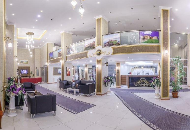 Dosco Hotel, Van, Lobby