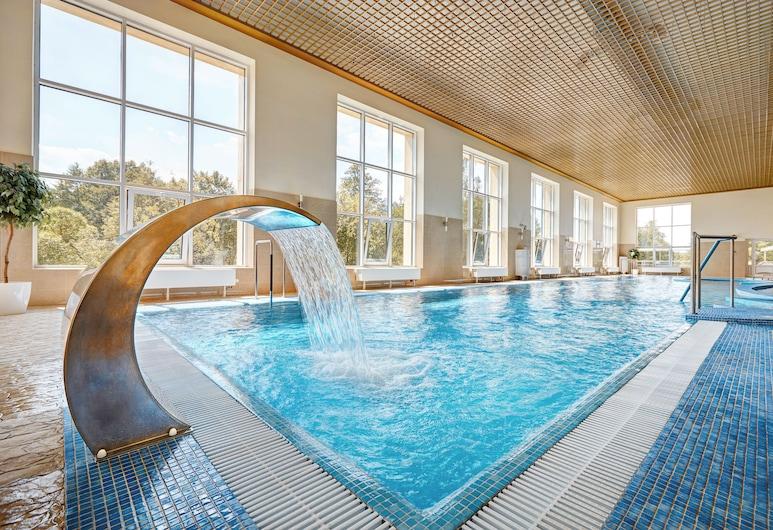 Alfa Radon Medical and Spa Resort, Boroviki, Pool