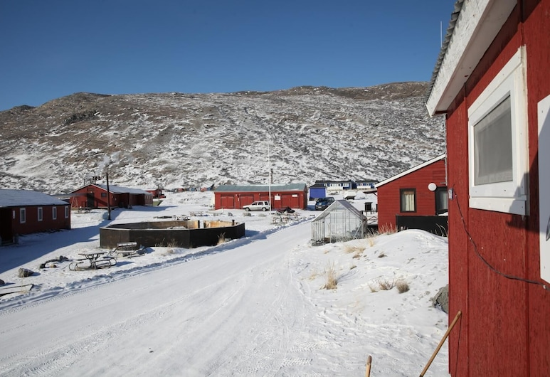 Old Camp, Kangerlussuaq, Otel Sahası