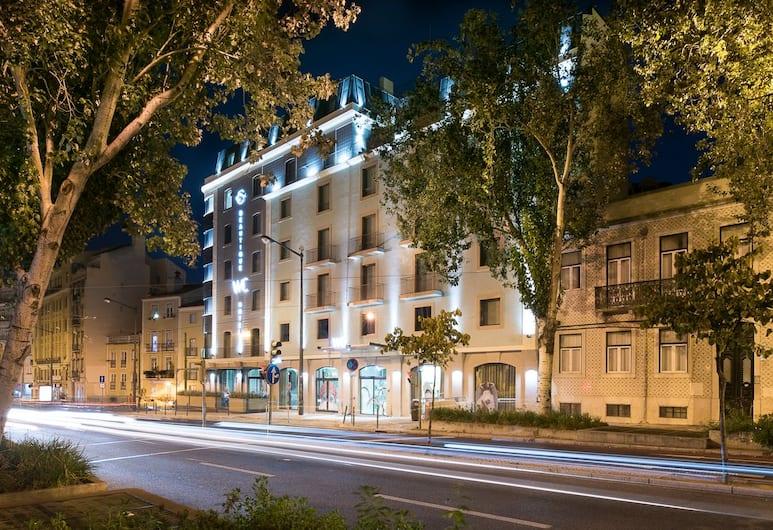 WC by The Beautique Hotels, Lissabon, Hotelfassade