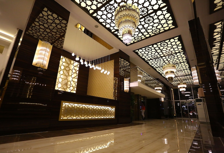 Bilgehan Hotel, Antalya, Rezeption