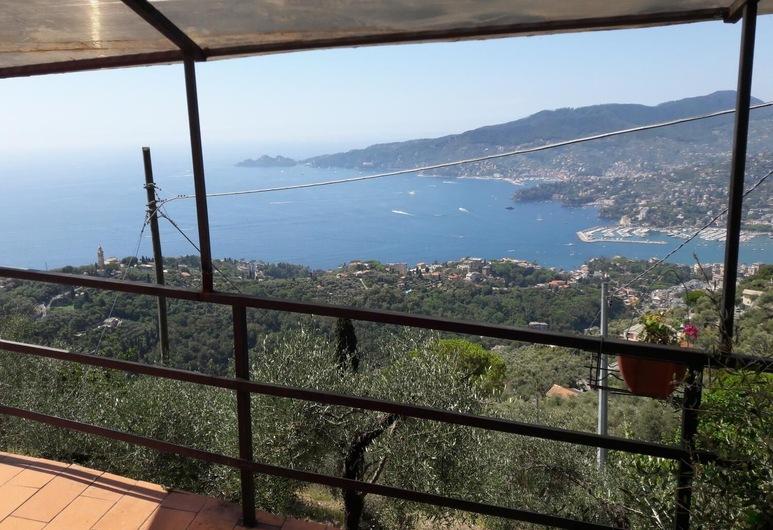 Fronte, Zoagli, Balkon