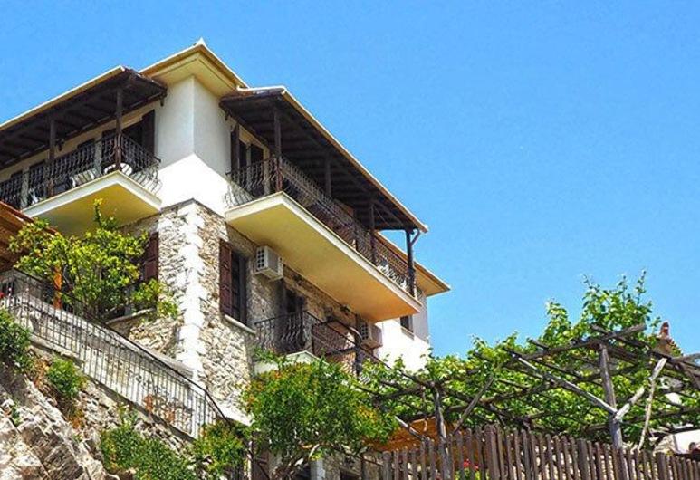 Horto View Apartments, South Pelion, Vista frontal de la propiedad