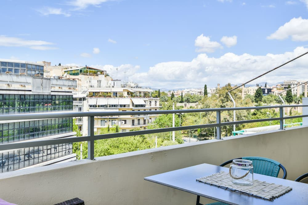 Departamento (Acropolis View-4th Floor) - Balcón