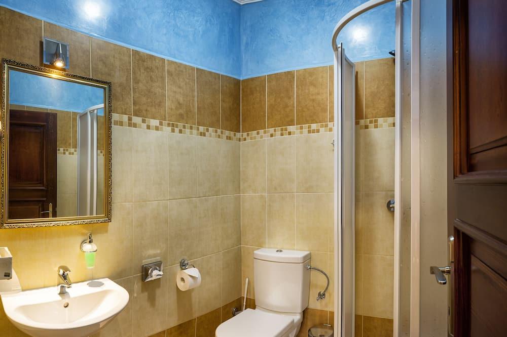Superior-enkeltværelse - 1 enkeltseng - Badeværelse