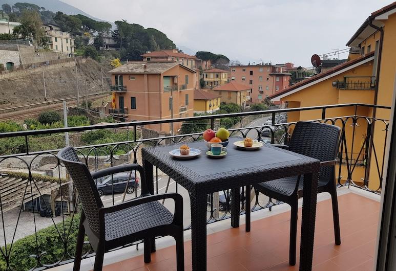 Rita's House, Monterosso al Mare, Teres/Laman Dalam