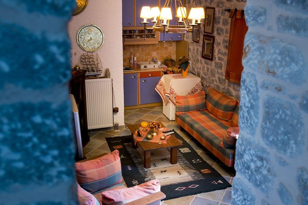 開放式客房, 海景 - 客廳