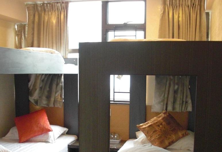 Empire Commercial Hotel, Kowloon, Habitación familiar, Habitación
